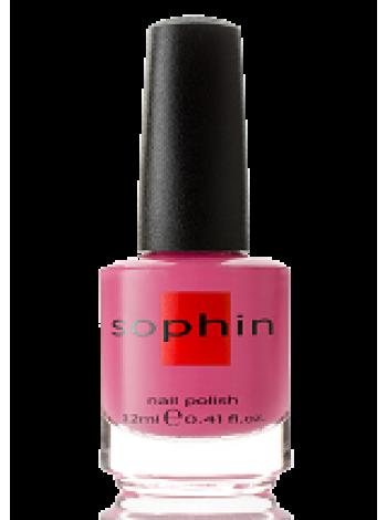 Сочный розовый лак для ногтей Sophin