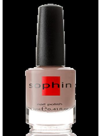 Светло-бежевый лак для ногтей Sophin