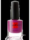 Фиолетово-розовый лак для ногтей Sophin
