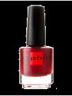 Розово-бордовый лак для ногтей Sophin