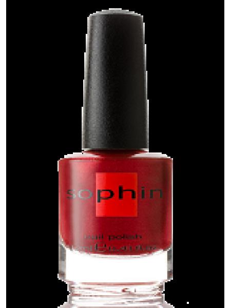 Лак Sophin №0163 (алый)