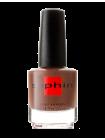 Коричневый лак для ногтей Sophin