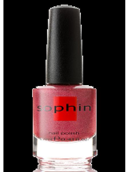 Лак Sophin №0201 (красный)