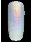 Серебристый лак для ногтей Sophin с голографическим эффектом