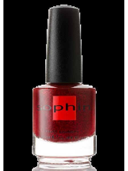 Лак Sophin №0214 (красный)