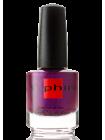 Шиммерный лак для ногтей Sophin цвета фуксия