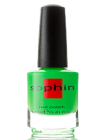 Неоновый зелёный лак для ногтей Sophin