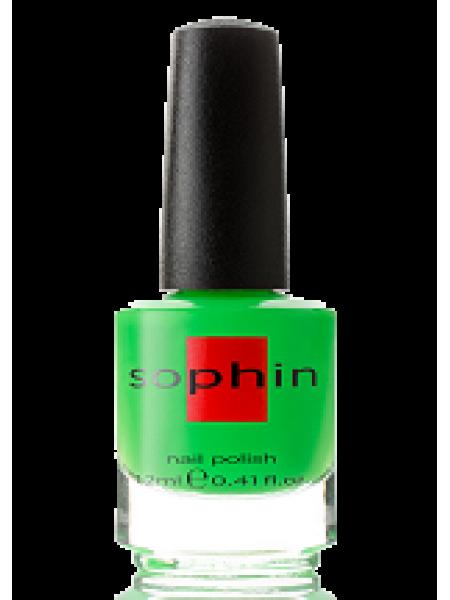 Лак Sophin №0230 (зелёный неон)