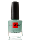 Пыльно-бирюзовый лак для ногтей Sophin