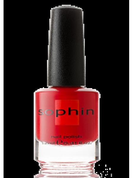 Лак Sophin №0281 (Красный)