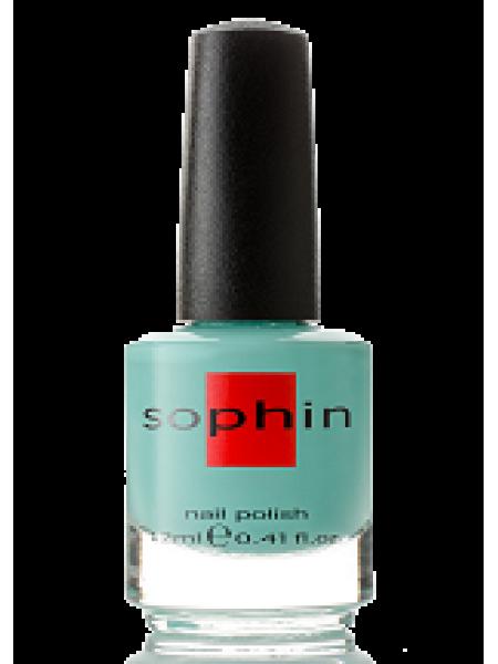 Лак Sophin №0289 (Мятно-бирюзовый)