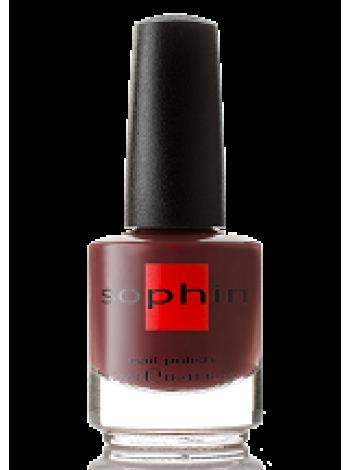 Лак Sophin 0308 бордово-коричневый