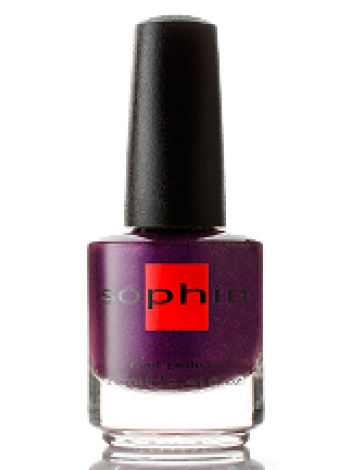 Лак Sophin №0315 (Фиолетовый)