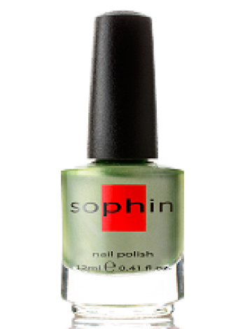 Лак Sophin №0321 (светло-зелёный металлик)