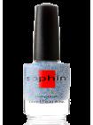 Лак-топ Sophin №0330 (бело-голубой)