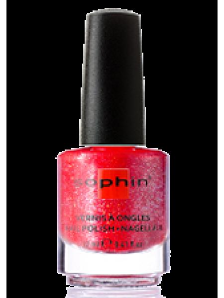 Лак Sophin №0373 (розово-красный)