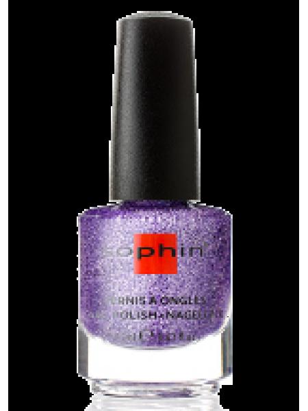 Лак Sophin №0380 (фиолетовый голографик)