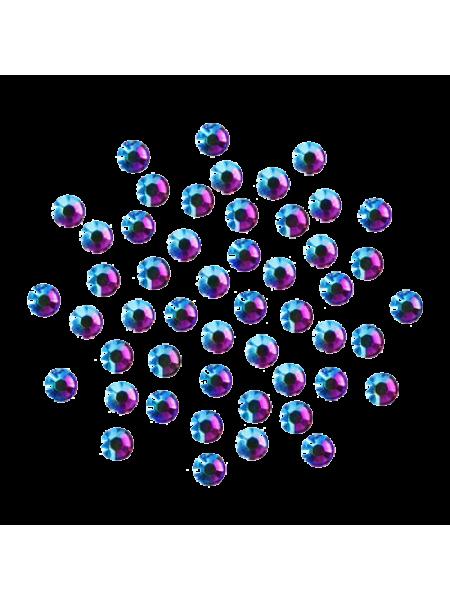 Стразы для ногтей «Аквамарин Перламутр» (Sophin)