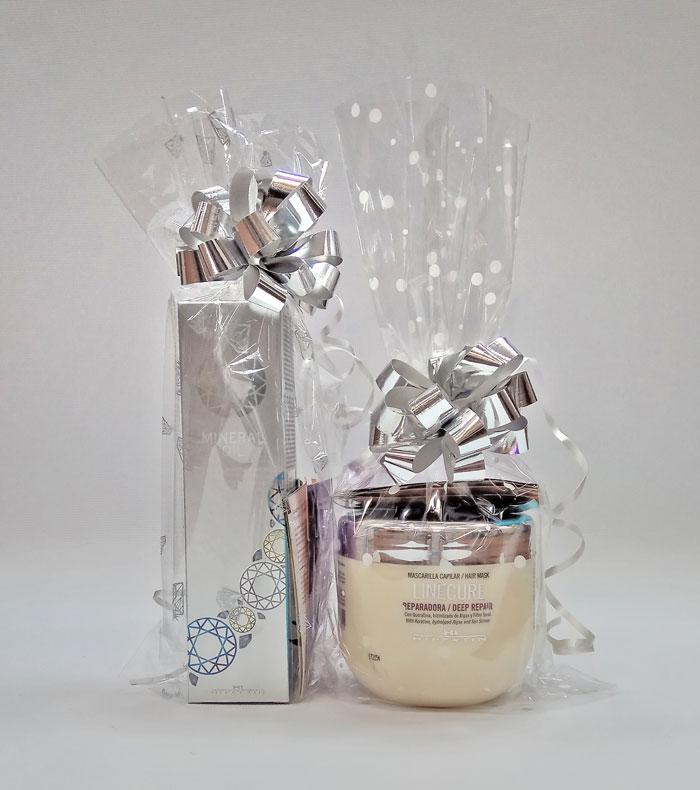 Большая маска и Mineral Oil в подарочной упаковке